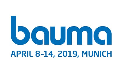 bauma - BAUMA 2019 in Munich
