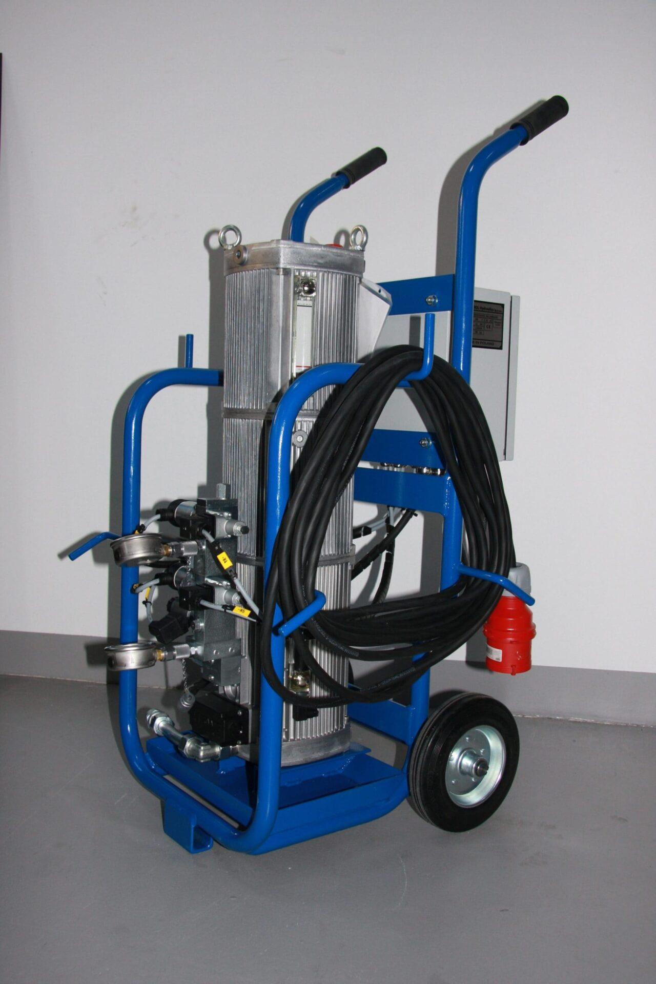 mobilny zasilacz hydaruliczny e1548337626467 scaled - Mobile hydraulic power supply