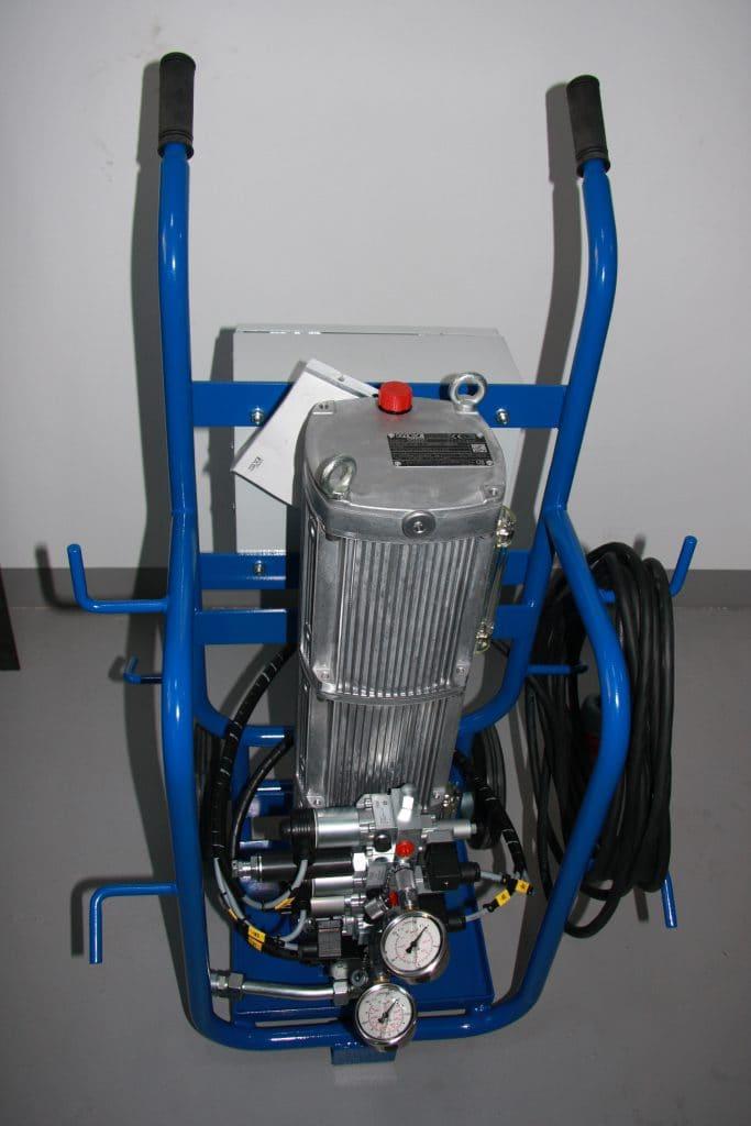 mobilny zasilacz hydaruliczny rdl hydraulics. 683x1024 - Hydraulic power units