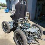 samobiezny pojazd z napedem hydrostatycznym rdl hydraulics - Laboratory stands