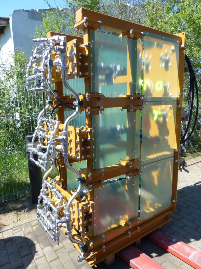 stanowisko badan ukladow napedowych jazdy platform rdl hydraulics 768x1024 - Laboratory stands