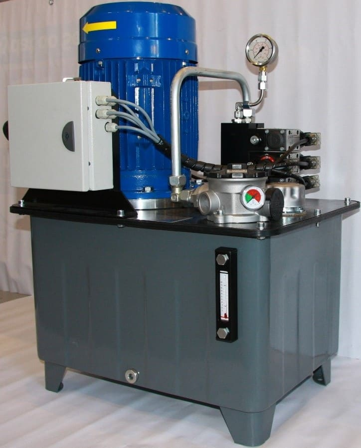 zasilacz hydaruliczny rdl hydraulics - Hydraulic power units