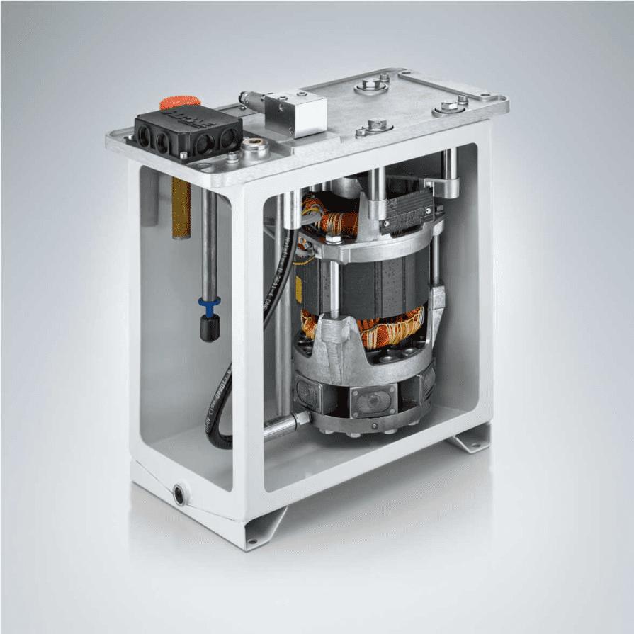 1 i 2. rdl hydraulics hawe kompaktowy agregat hydrauliczny mpn and mpnw - Hawe Hydraulik SE.