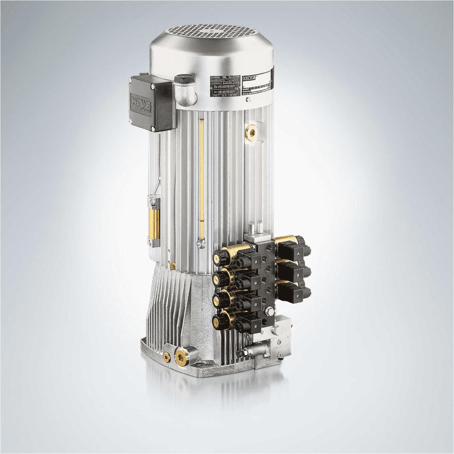 1. rdl hydraulics hawe kompaktowy agregat hydrauliczny hk and hkf - Hawe Hydraulik SE.