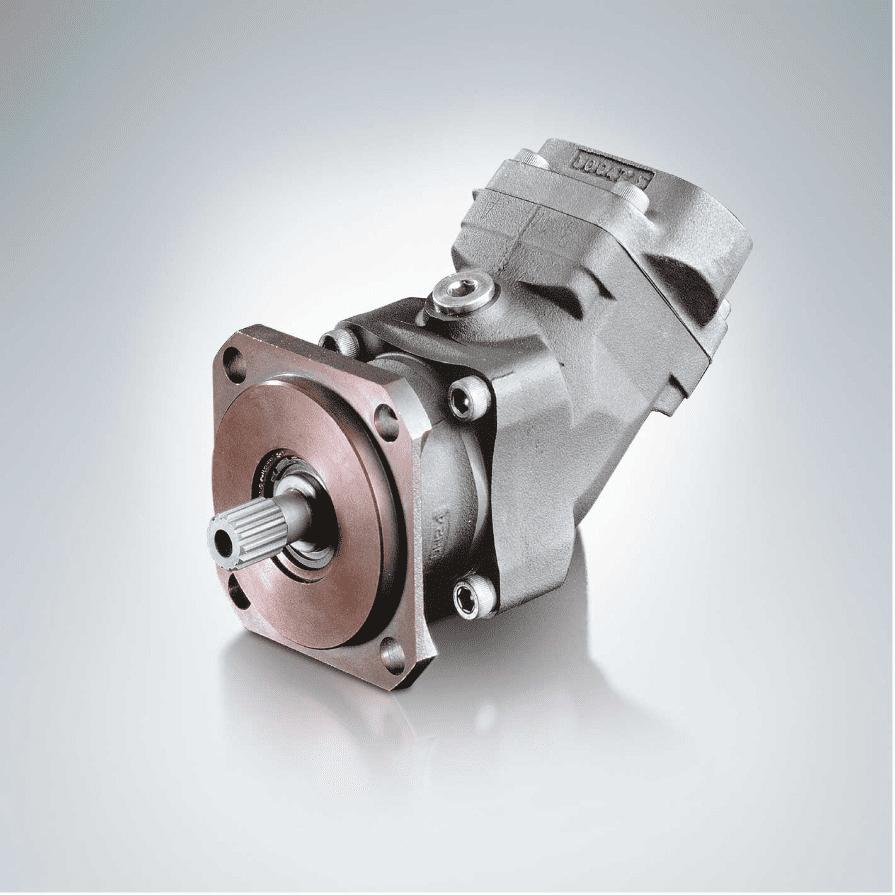 3. rdl hydraulics hawe silniki taokowo osiowe m60n - Hawe Hydraulik SE.