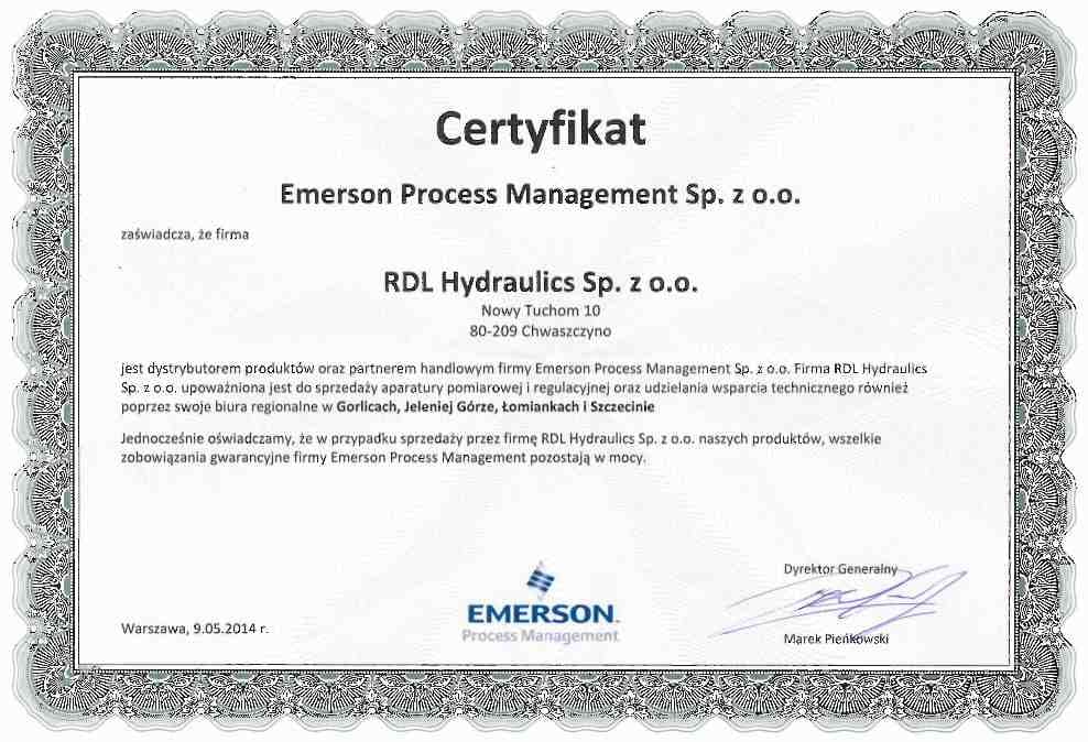 Certyfikat-Emerson-2014-05