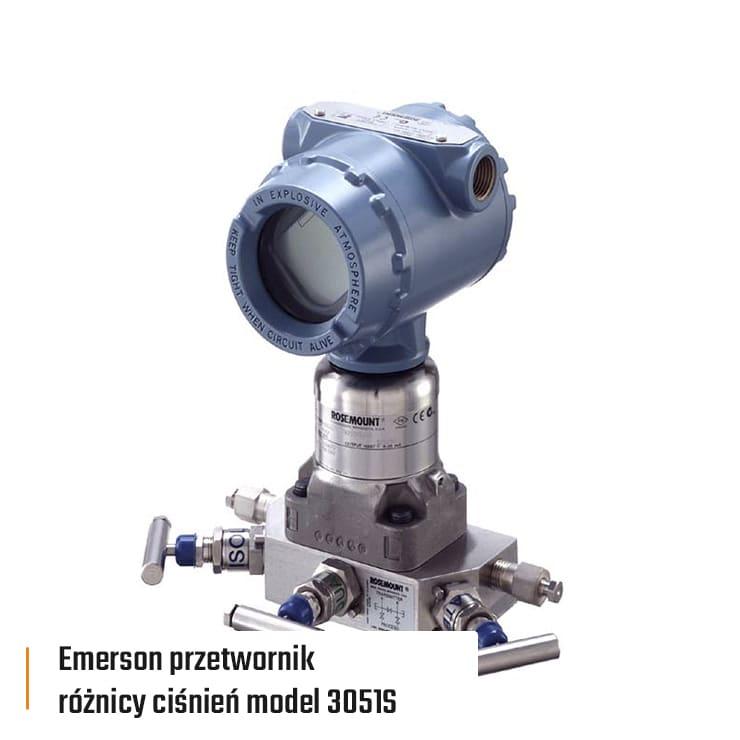 rdl emerson emerson przetwornik roznicy cisnien model 3051s 740x740px - Emerson
