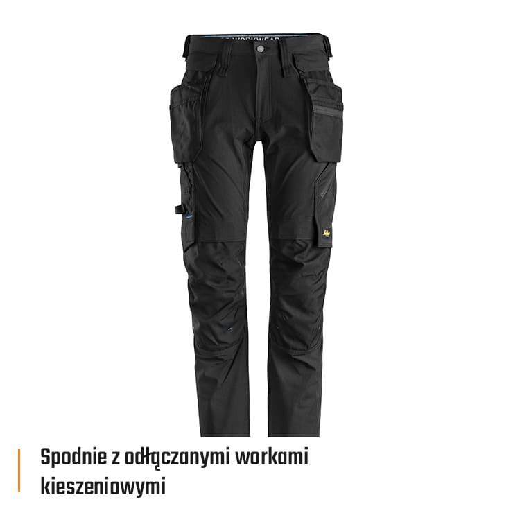 rdl snikers spodnie z odlaczanymi workami kieszeniowymi 740x740px - Snickers Workwear