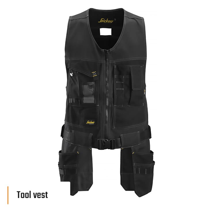 rdl snikers tool vest eng 740x740px - Snickers Workwear