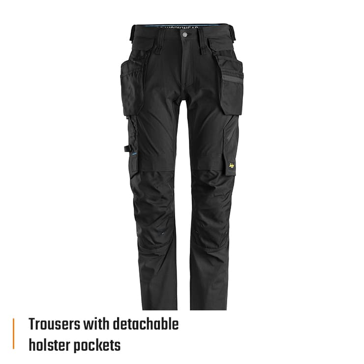 rdl snikers trousers with detachable holster pocketseng 740x740px - Snickers Workwear