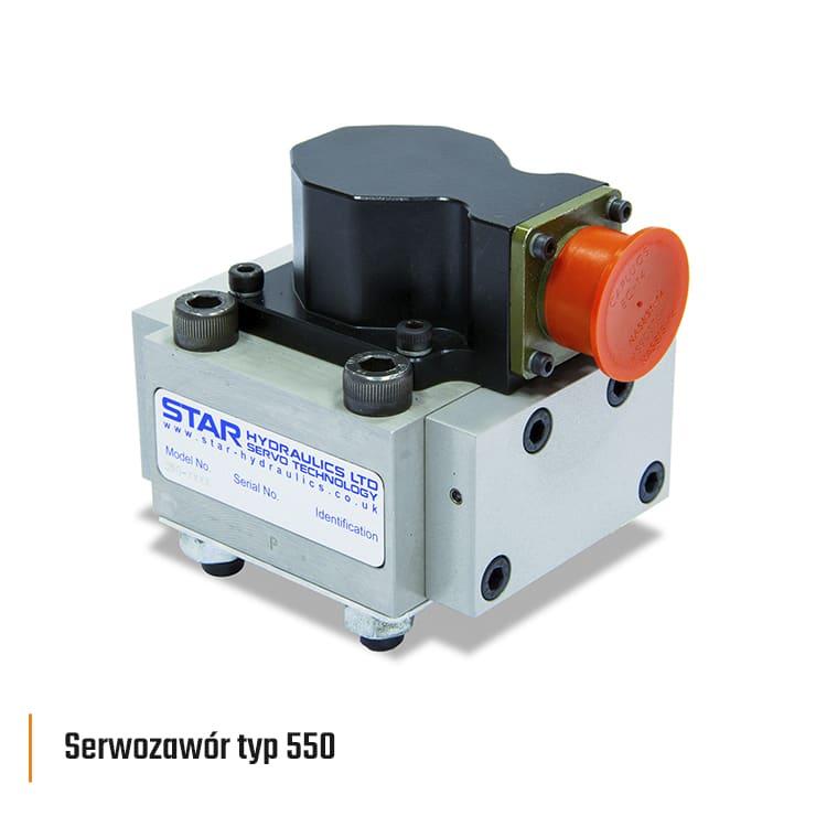 RDL_STAR_Serwozawór typ 550