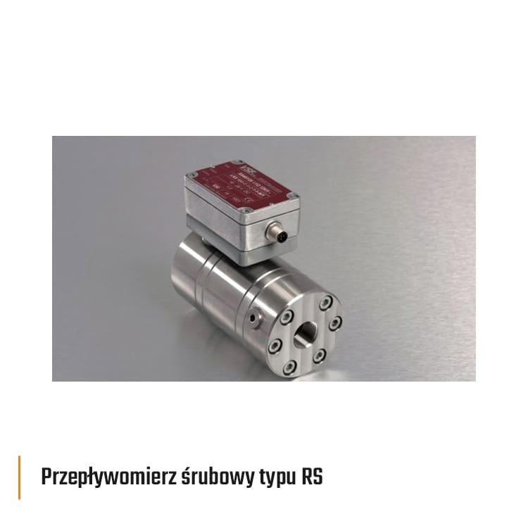 RDL_VSE_Przepływomierz śrubowy typu RS