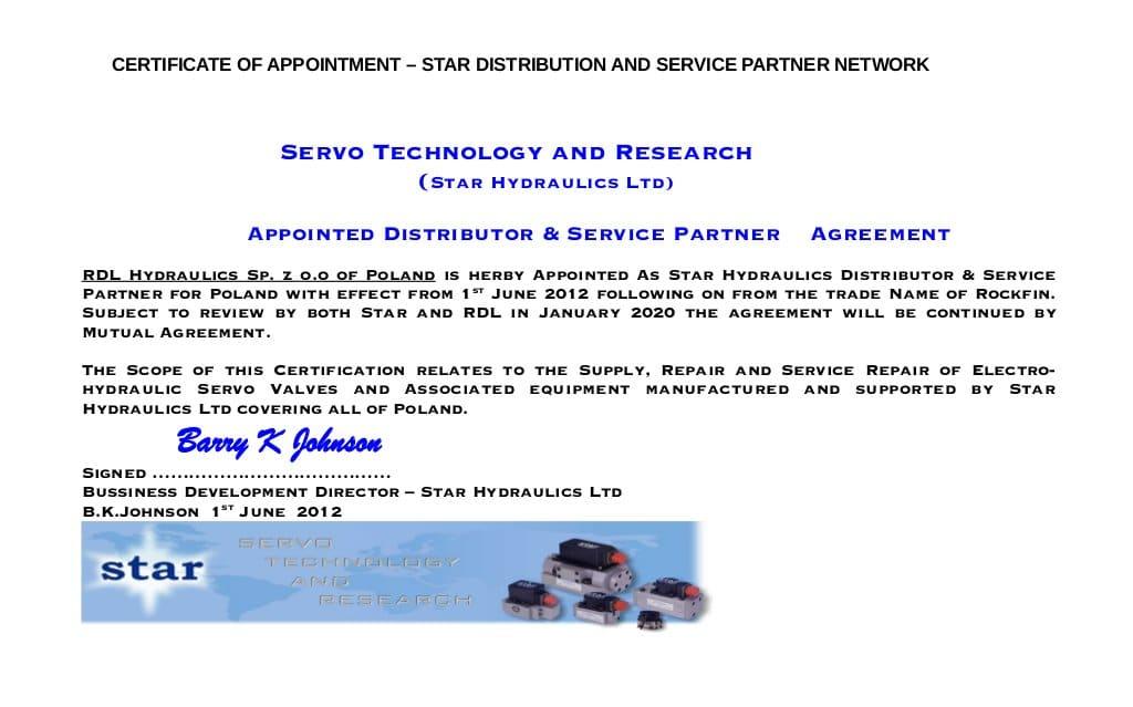 Star-Certificate-2014-05